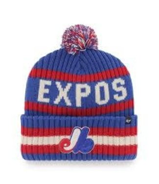 47Brand 47 Brand MLB Bering Montreal Expos knit /tuque Cooperstown