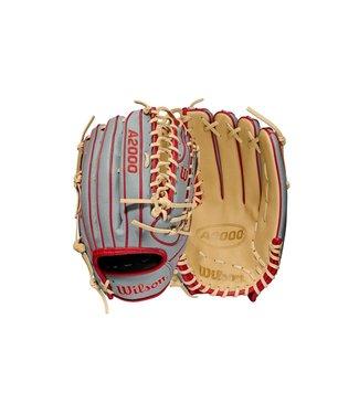 Wilson Wilson 2021 A2000 OT7SS SuperSkin 12'75'' outfield glove