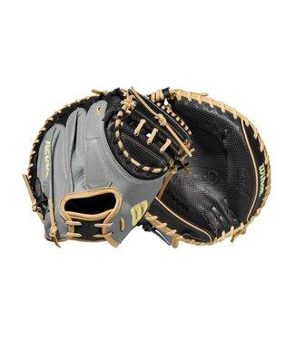 Wilson Wilson 2021 A2000 Spin control M1DSS SuperSkin  33.5'' catcher glove RHT