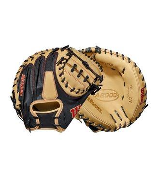 Wilson Wilson 2021 A2000 M2SS SuperSkin 33,5'' catcher glove RHT