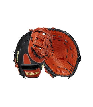 Wilson Wilson 2021 A2000 SC1620SS SuperSkin Spin Control 12,5'' First base glove LHT