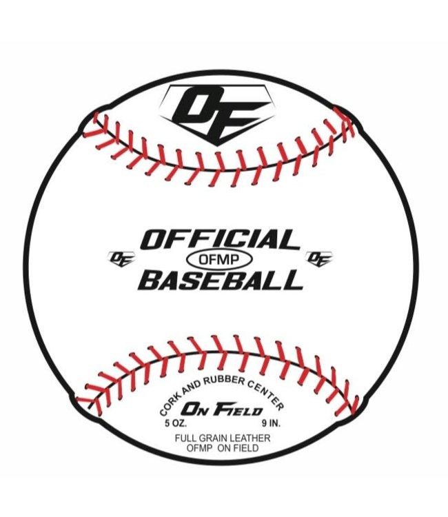 On Field On Field OFMP game  ball - dozen