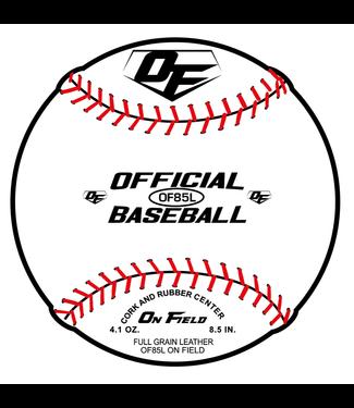 On Field On Field  OF85L game  ball 8.5'' - dozen