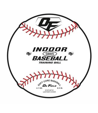 On Field On Field indoor practice GB85 ball 8.5'' - dozen
