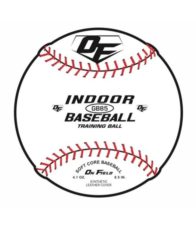 On Field On Field indoor practice GB85 ball 8.5'' - dozen