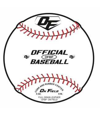 On Field On Field OFBP practice ball - dozen