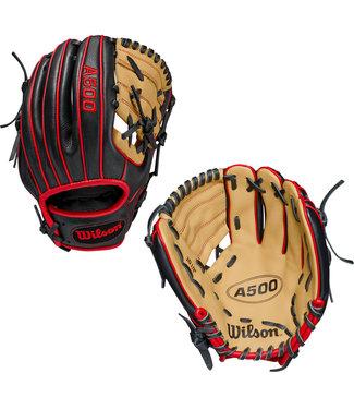 Wilson Wilson A500 baseball 10.5'' youth infield baseball glove