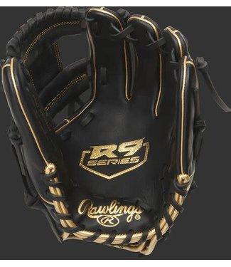 Rawlings Rawlings 2021 R9 series R9204-2BG 200-pattern infield glove 11 1/2'' RHT