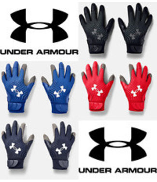 Under Armour Under Armour Harper Hustle batting gloves 1355547 adult