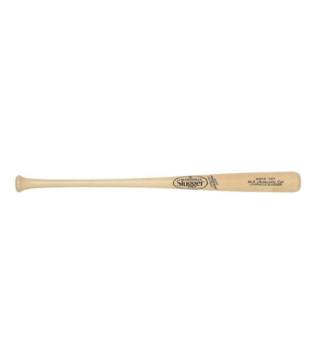 Louisville Slugger LS WB MLB authentic cut Maple C271 natural