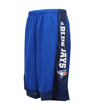 Majestic Majestic Blue Jays defiant performance short