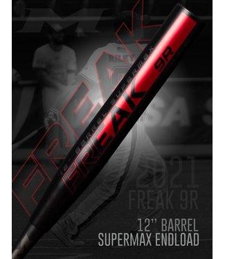 Miken Miken 2021 Freak 9R Josh Riley SUPERMAX 12'' barrel USSSA  MJR21U