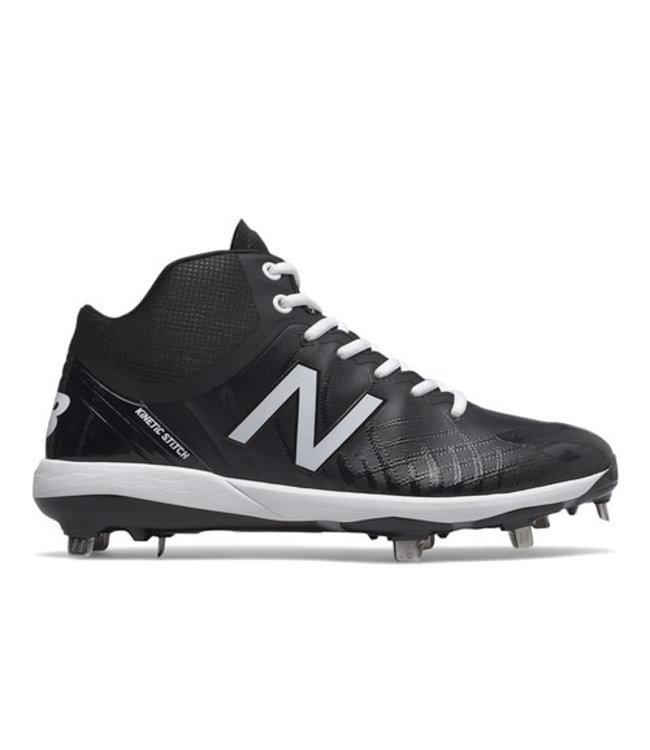 New Balance Athletic New Balance M3000V5 metal Mid metal cleats Black BK5