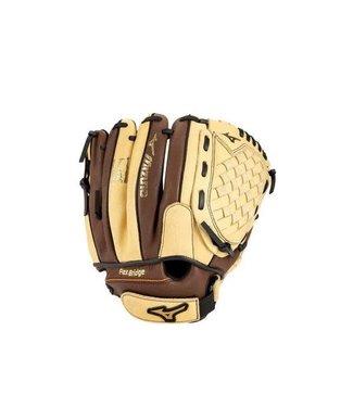 "Mizuno Mizuno Prospect Paraflex series youth baseball glove 11"" RHT"