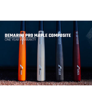 DeMarini DeMarini Pro Maple Wood Composite BBCOR