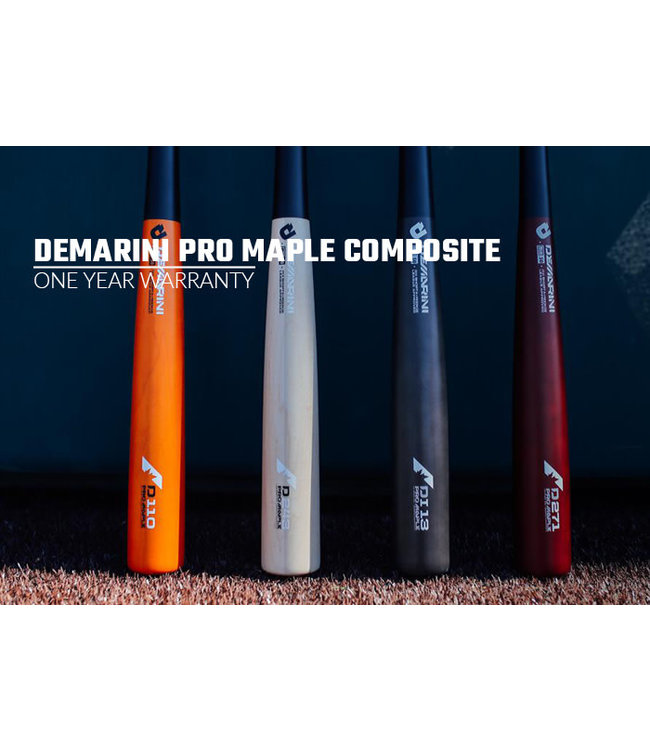 DeMarini DeMarini Pro Maple Wood Composite BBCOR