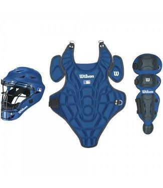 Wilson Wilson EZ Catcher Kit L-XL ages 9-12 royal