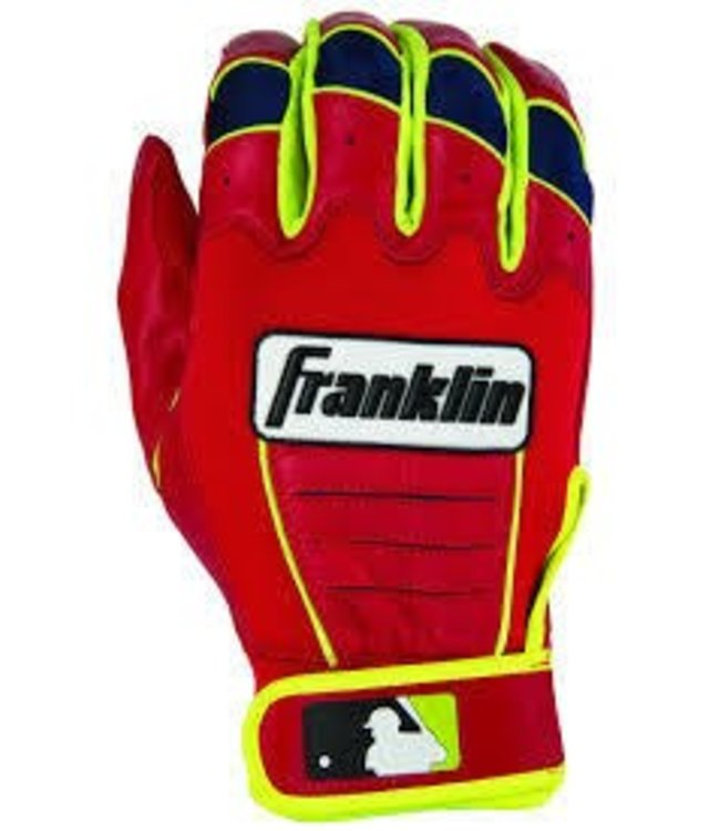 Franklin Franklin Player Signature Custom CFX Pro  Red/Neon