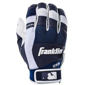 Franklin Franklin X-Vent Pro Batting Gloves Navy/White