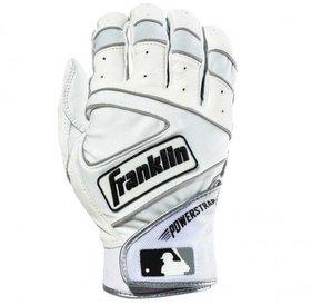 Franklin Franklin The Powerstrap Batting Gloves White