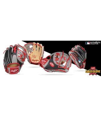 Rawlings Rawlings January 2021 Heart of the Hide  Glove of the Month PRO204-2CCFG 11.5'' RHT