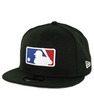 New Era New Era 9Fifty MLB basic logo snapback hat black