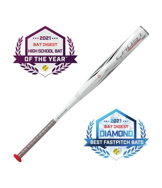 Easton Easton FP20GHAD10 2020 Ghost advanced Fastpitch evenly-balanced double barrel bat -10