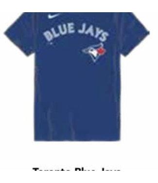 Nike Nike MLB 100% cotton tee Toronto Blue Jays