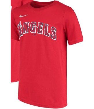 Nike Nike MLB crew neck DRI-FIT Los Angeles Angels