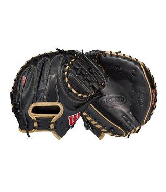 Wilson Wilson 2021 A2000 M1DSS SuperSkin 33.5'' catcher glove RHT