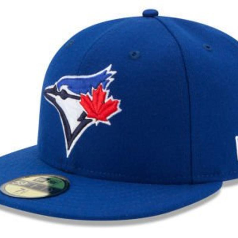 513b7340f31 New Era New Era Toronto blue Jays On Field Game Cap - Baseball Warehouse