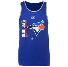Majestic Majestic AC Team Icon tank 2017 Blue Jays