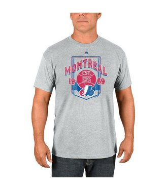Majestic Majestic Expos Vintage style t-shirt
