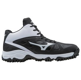 Mizuno Mizuno 9 Spike Advanced Erupt 3 mid Black / White