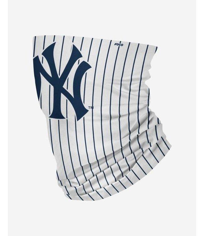 Foco Foco MLB On Field Double Layer Gaiter scarf  Yankees