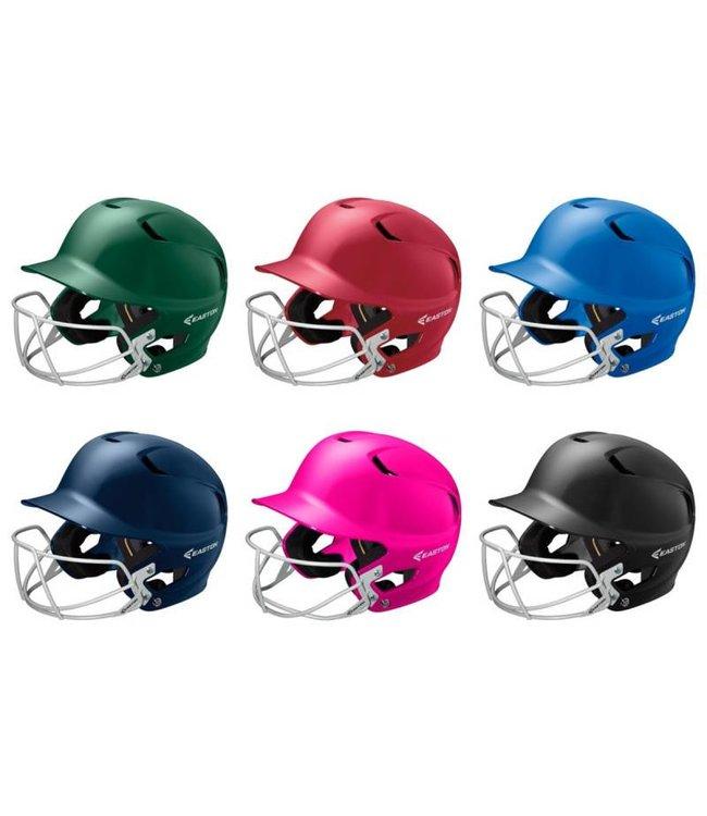 Easton Easton Z5 helmet mask SR red