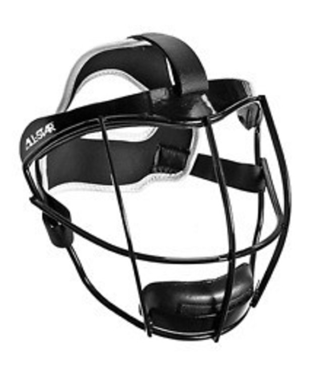 All Star All-Star Vela Fast Pitch Series Face Guard Youth