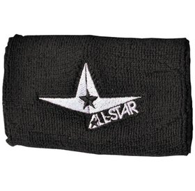 All Star All-Star Classic Wristbands Black