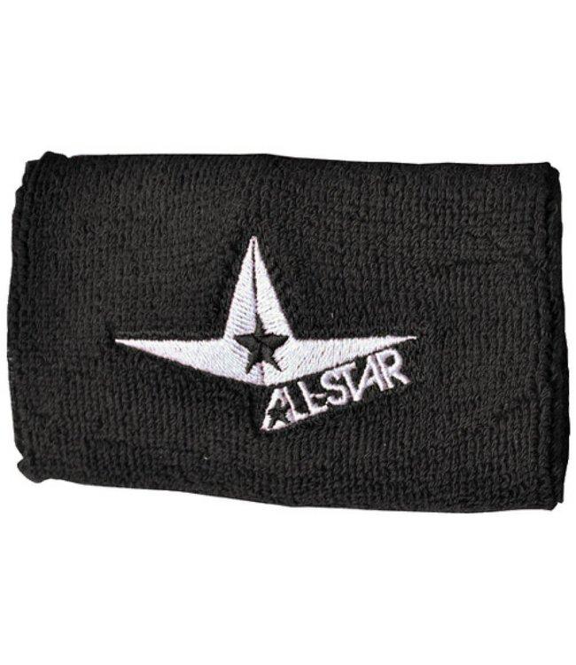 All Star All-Star Classic Wristbands Black