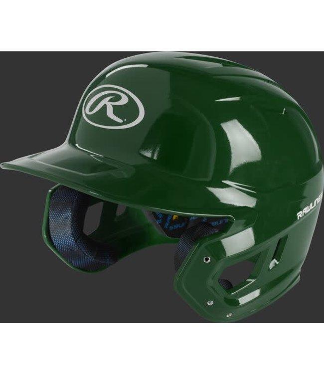 Rawlings Rawlings MCH01A  Alpha Mach gloss helmet Batting Helmet