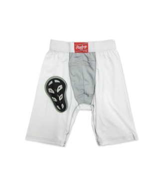 Rawlings Rawlings RG738 compression short with cup youth