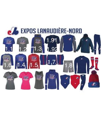 On Field Expos de Lanaudière-Nord - sur commande - Partie 1