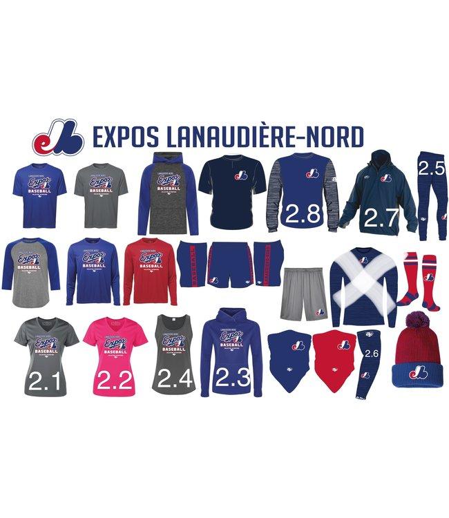 On Field Expos de Lanaudière-Nord sur commande Partie 2