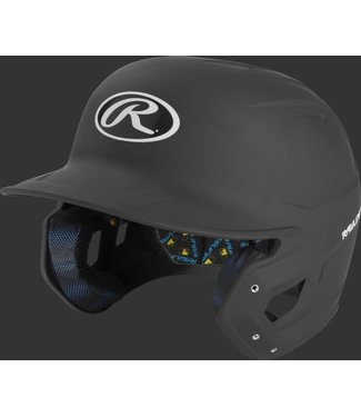 Rawlings Rawlings  Alpha Mach matte Batting Helmet