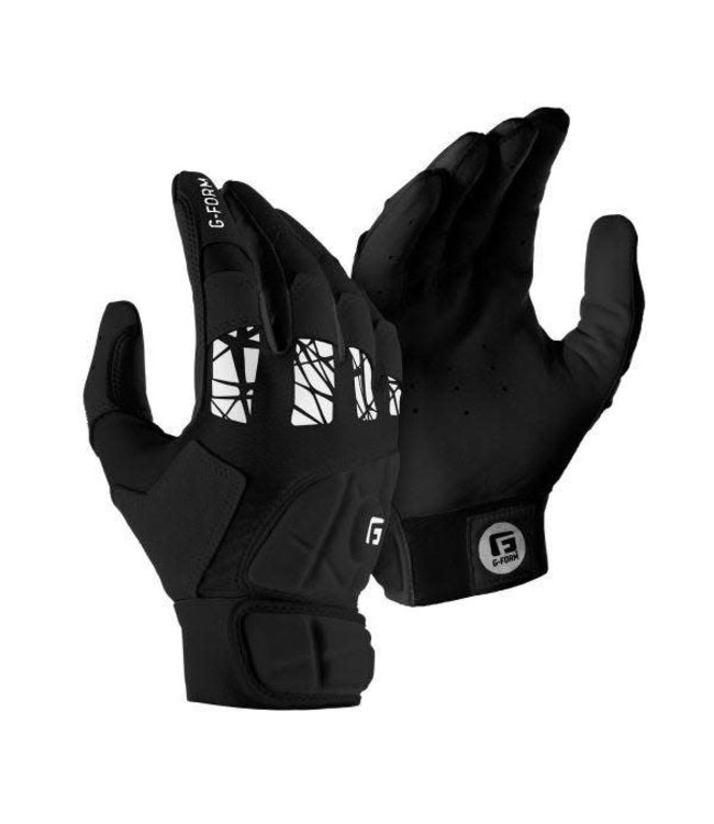 GForm G-Form Pure Contact batting glove youth black