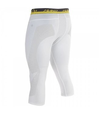 Easton Easton Mako 3/4 Slider Short Men's White