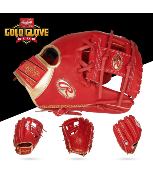 Rawlings Rawlings Heart of the Hide 2022 June Glove of the Month PRO3319-6SB 12.75'' RHT