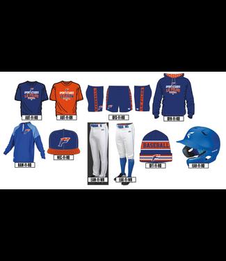 Programme Le Filon Baseball items obligatoires inclus