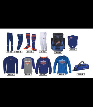 Programme Le Filon Baseball items optionnels
