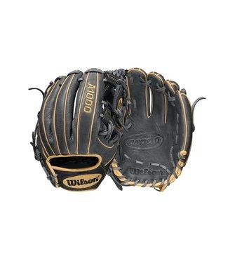 """Wilson 2021 Wilson A1000 11 1/2"""" 1786 RHT Infielders Baseball Glove WBW100134115"""